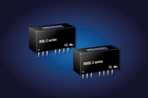 SIP8 regulated DC/DC converters