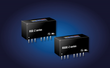 SIP8 regulated DC/DC converters