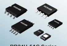 EEPROMs BR24H-5AC series