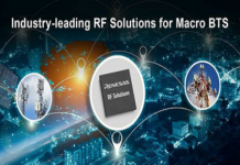 RF solutions for Macro BTS
