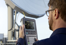 R&S ZNH handheld vector network analyzer