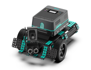 Raspberry Pi-powered Robotics Kit