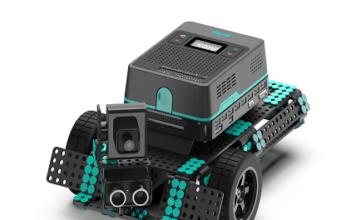 Raspberry Pi-powered Robotics Kit