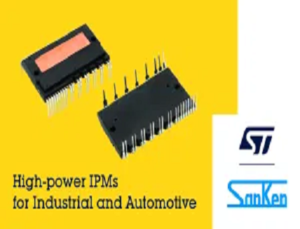 ST Sanken Intelligent Power Module