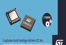 3-Phase Half-Bridge Driver IC