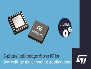 3-Phase Half-Bridge Driver IC