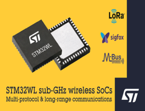 wireless system-on-chip (SoC)
