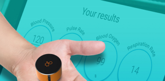 blood pressure measurement wireless