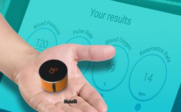 blood pressure measurement wireless