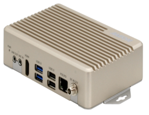 AI Edge Fanless Embedded BOX PC