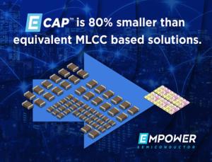 E-CAP Capacitor Technology
