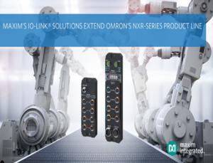 Maxim's IO-Link Solutions