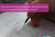 Precision Measurement Analog ICs