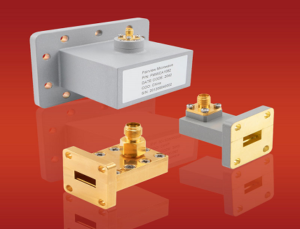 waveguide-to-coax adapters