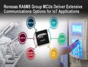 MCUs for IoT Applications