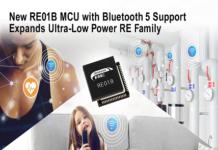 MCU Bluetooth 5.0
