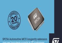 SPC56 automotive microcontrollers