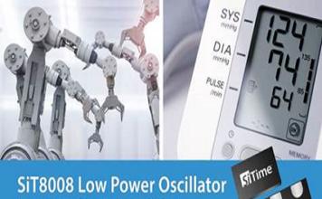 SiT8008 MEMS oscillator