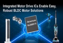 Brushless DC motor solutions
