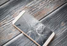How to repair damaged phone