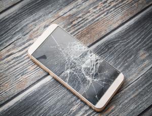 How to repair damaged phone
