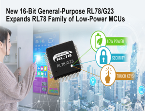 MCUs for IoT End Point Applications
