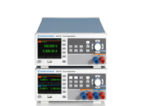 R&S NGA100 series of basic power supplies