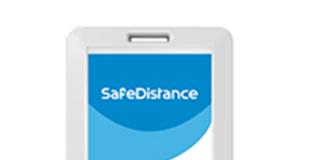 Safe Distancing Solution