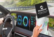 maXTouch touchscreen controller