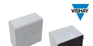 AC filtering film capacitors