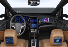 Automotive-interior-displays-side-cameras