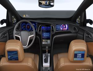 Automotive-interior-displays-side-cameras