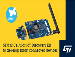 Cellular IoT Discovery Kit