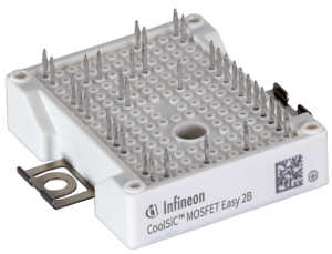 EasyDUAL CoolSiC MOSFET Power Modules