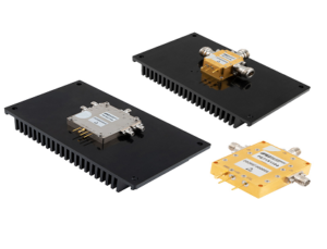 GaN High-Power PIN Diode Switches