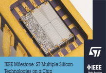 IEEE Milestone STMicroelectronics