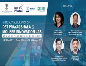 Mouser Innovation Lab Virtual Inauguration