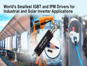 Photocouplers for Solar Inverter Applications