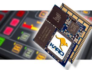 QSXM solder-down module