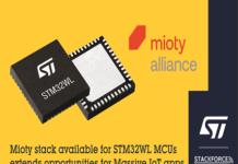 STM32WL multi-modulation radio SoC