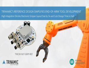 industrial robotic end-of-arm tooling design