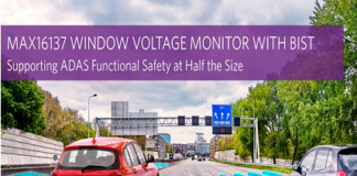 Automotive Window Voltage Monitor for ADAS