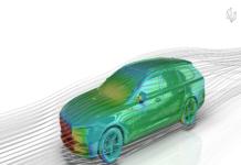 CFD (computational fluid dynamics) simulations