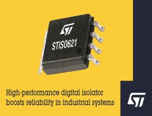 Digital Isolator for Industrial Applications