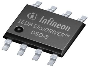 EiceDRIVER 1EDB single-channel gate-driver IC