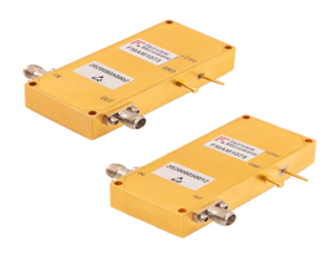 Low Noise Amplifiers with GaN Semiconductor Technology