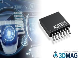 Magnetic Position Sensor for ADAS