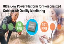Sensor for Air Quality Monitoring