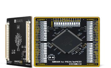 SiBRAIN MCU development boards