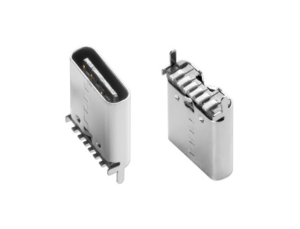 60 W Power-Only USB Type C Receptacle